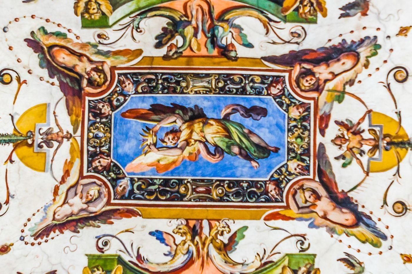 意大利佛罗伦斯乌菲兹美术馆, 藏品大展_图1-12