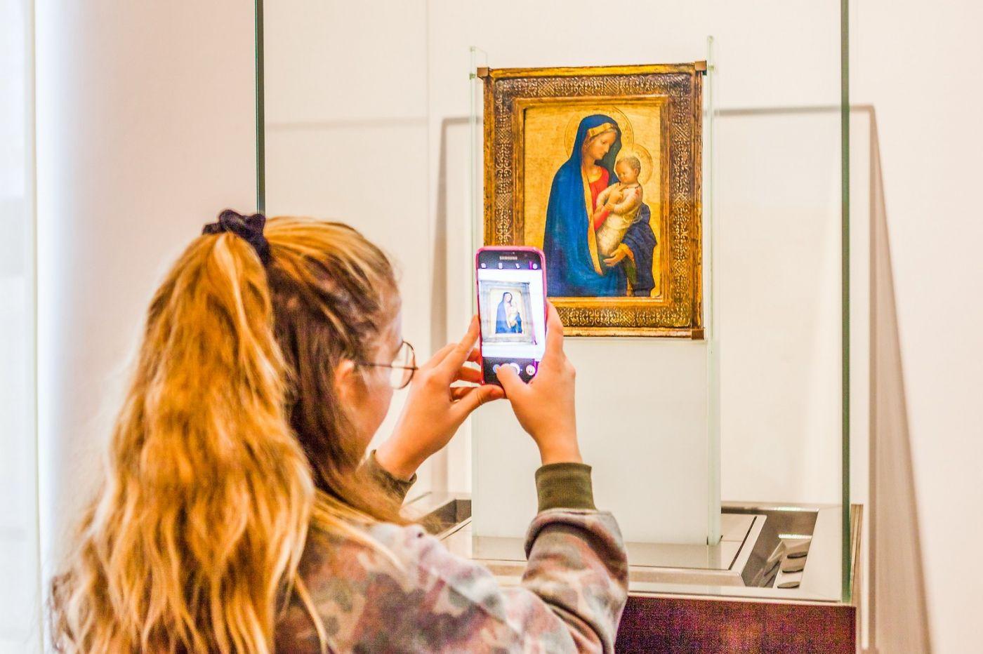 意大利佛罗伦斯乌菲兹美术馆, 藏品大展_图1-11