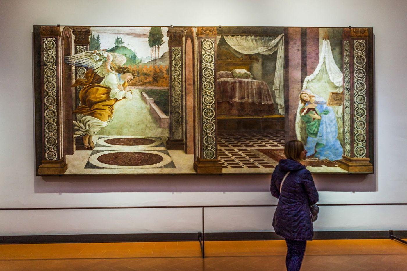 意大利佛罗伦斯乌菲兹美术馆, 藏品大展_图1-13