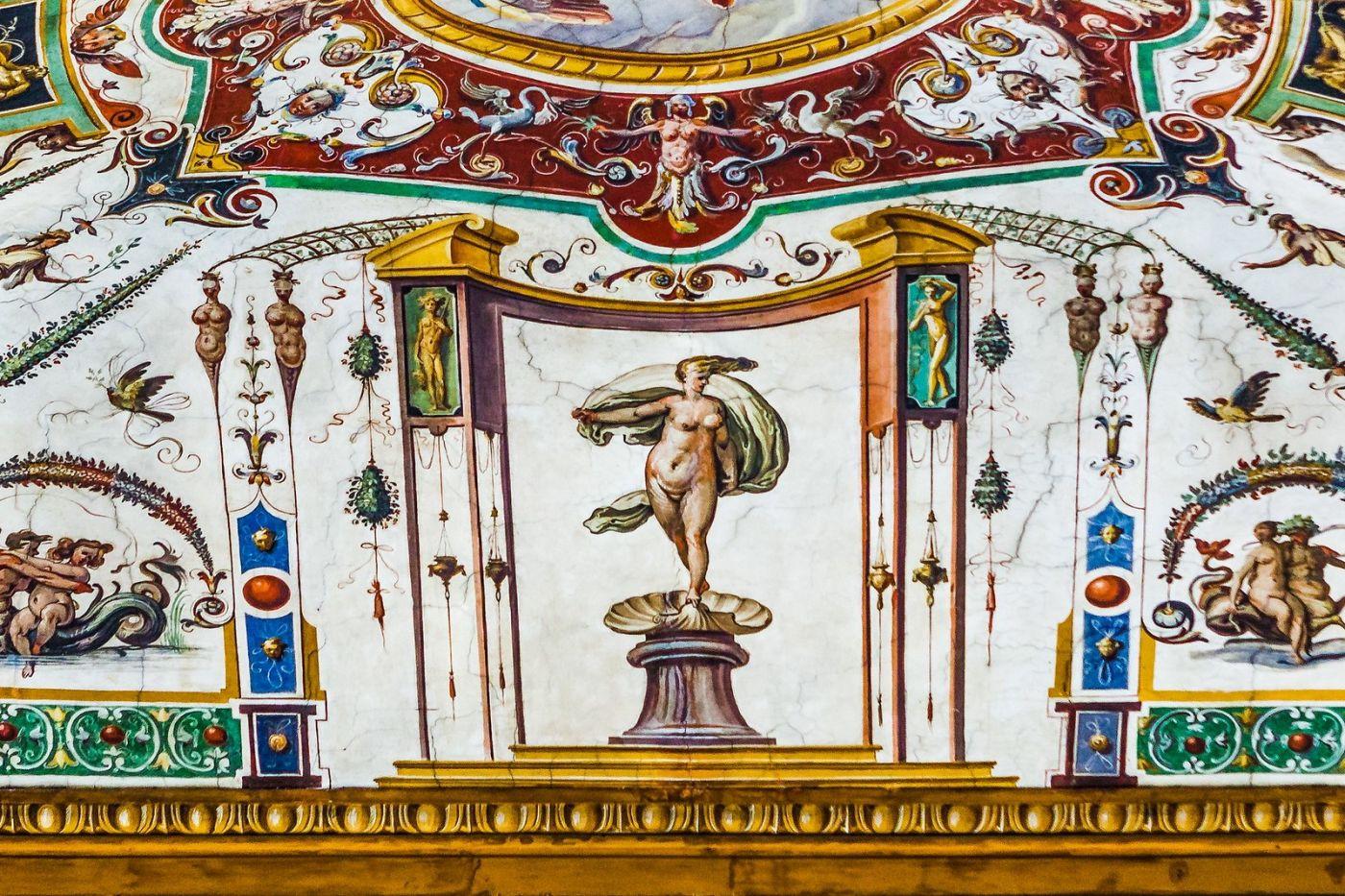 意大利佛罗伦斯乌菲兹美术馆, 藏品大展_图1-14