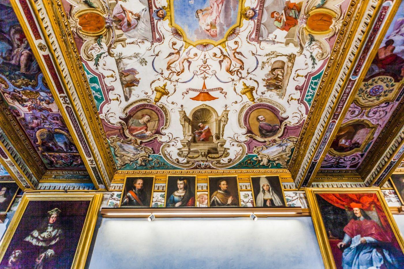 意大利佛罗伦斯乌菲兹美术馆, 藏品大展_图1-15