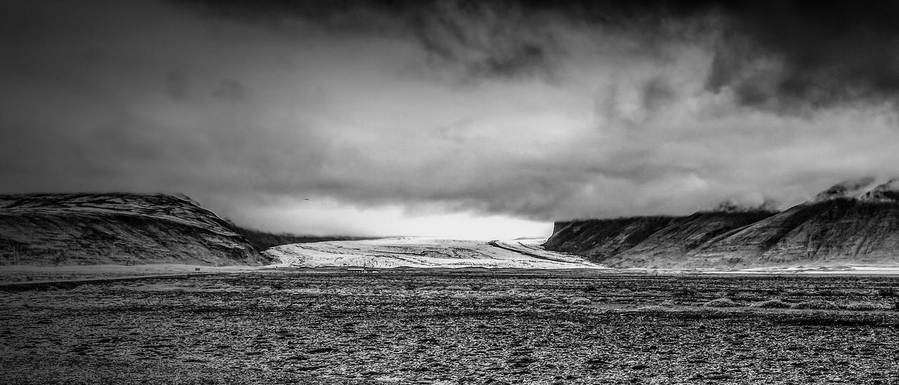 冰岛风采,隔窗望冰川_图1-37