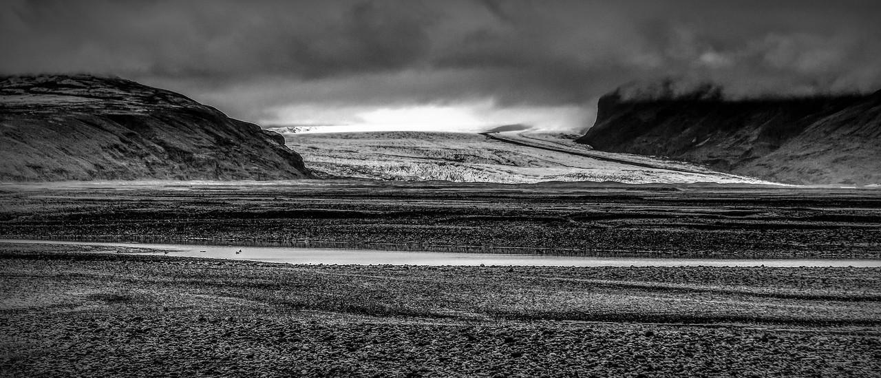 冰岛风采,隔窗望冰川_图1-36
