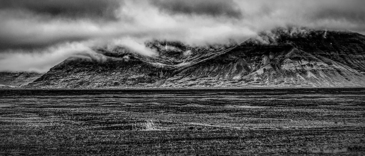 冰岛风采,隔窗望冰川_图1-39