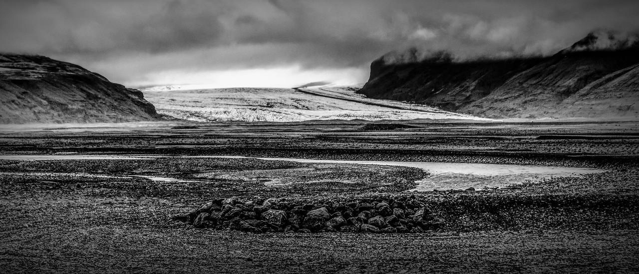 冰岛风采,隔窗望冰川_图1-34