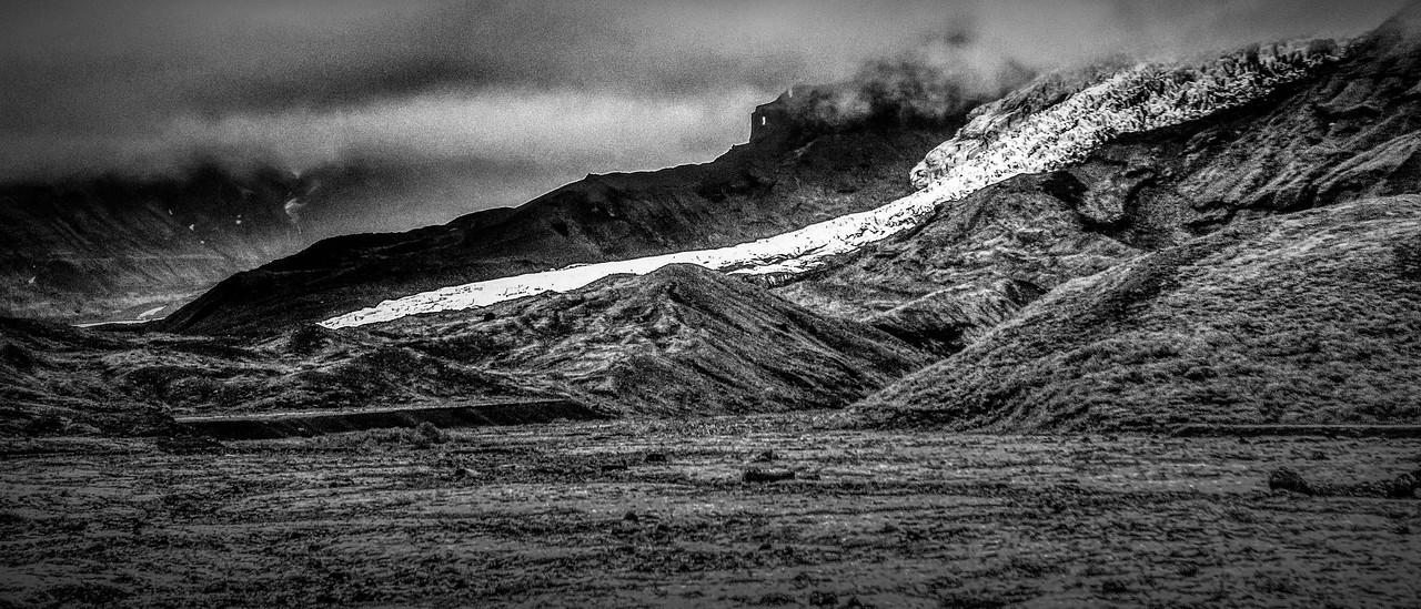 冰岛风采,隔窗望冰川_图1-33