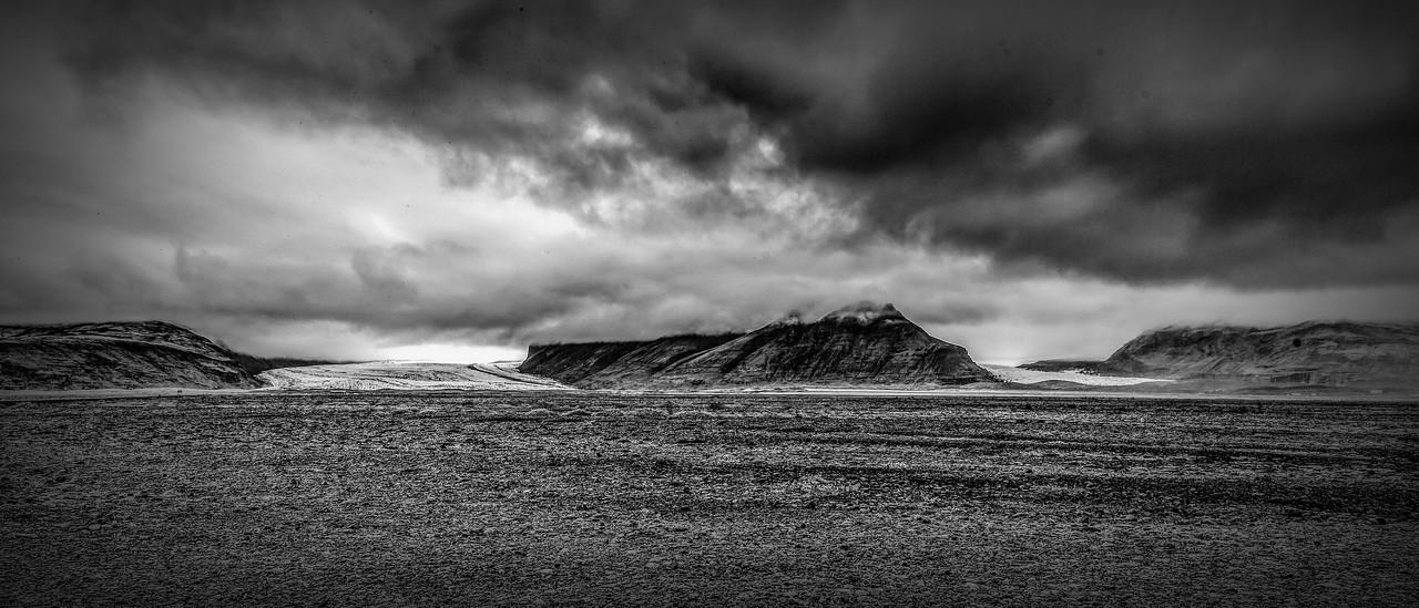 冰岛风采,隔窗望冰川_图1-28