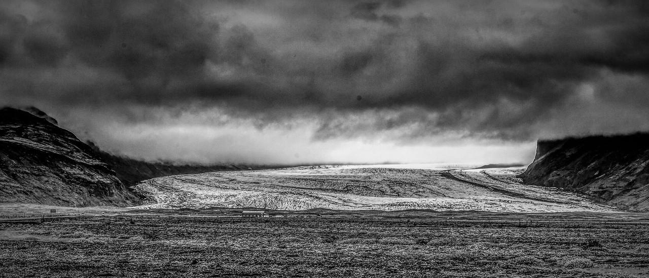 冰岛风采,隔窗望冰川_图1-32