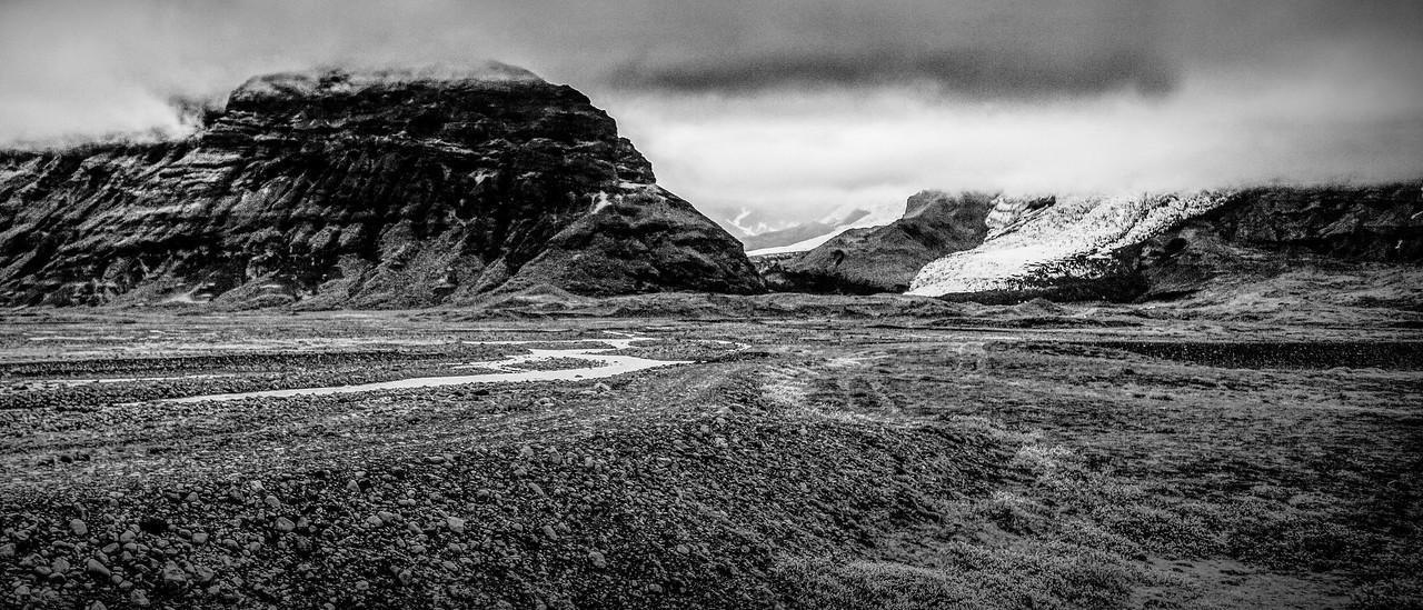 冰岛风采,隔窗望冰川_图1-30