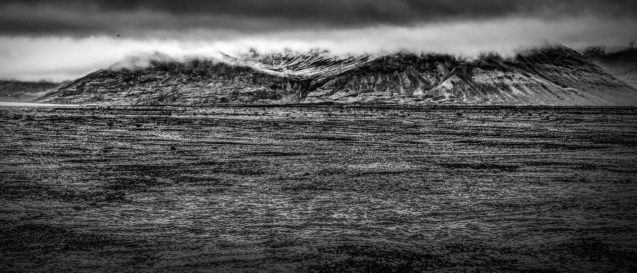 冰岛风采,隔窗望冰川_图1-11