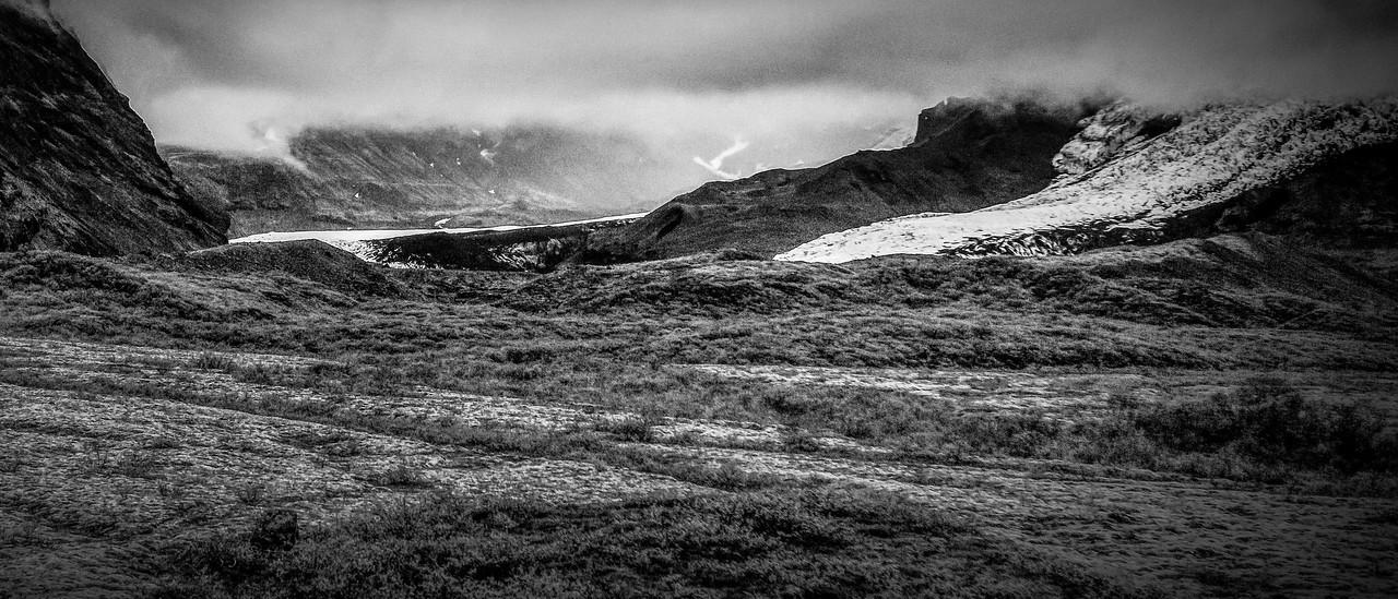 冰岛风采,隔窗望冰川_图1-7