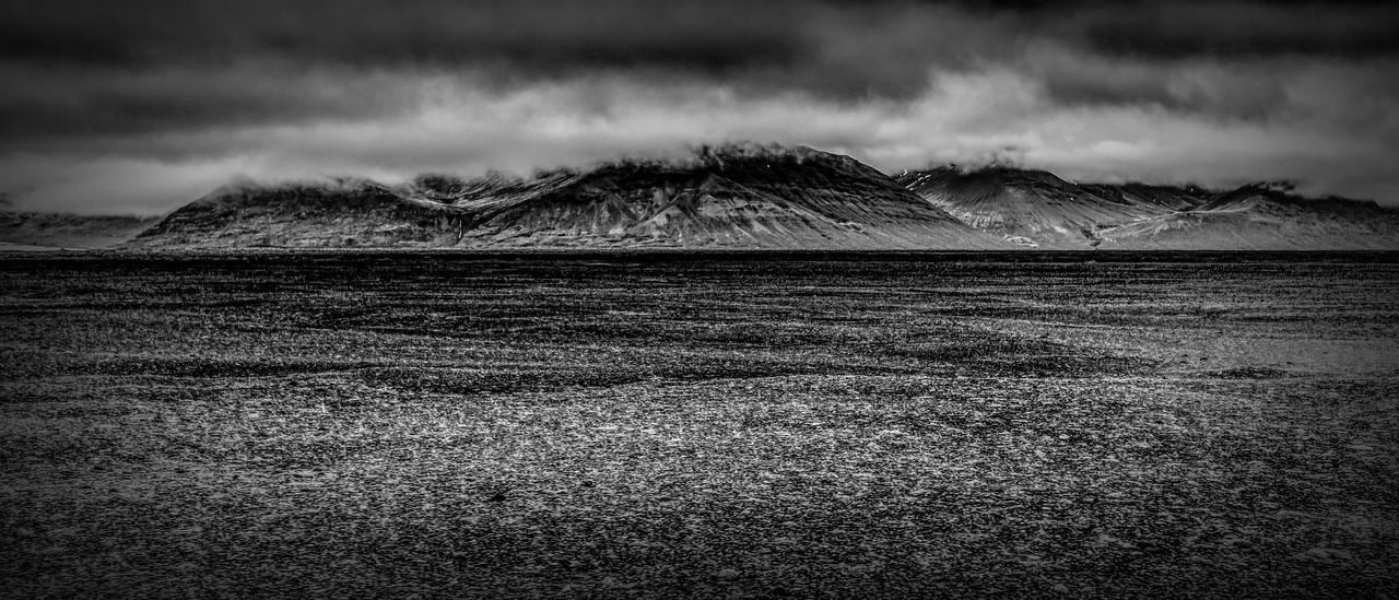 冰岛风采,隔窗望冰川_图1-5