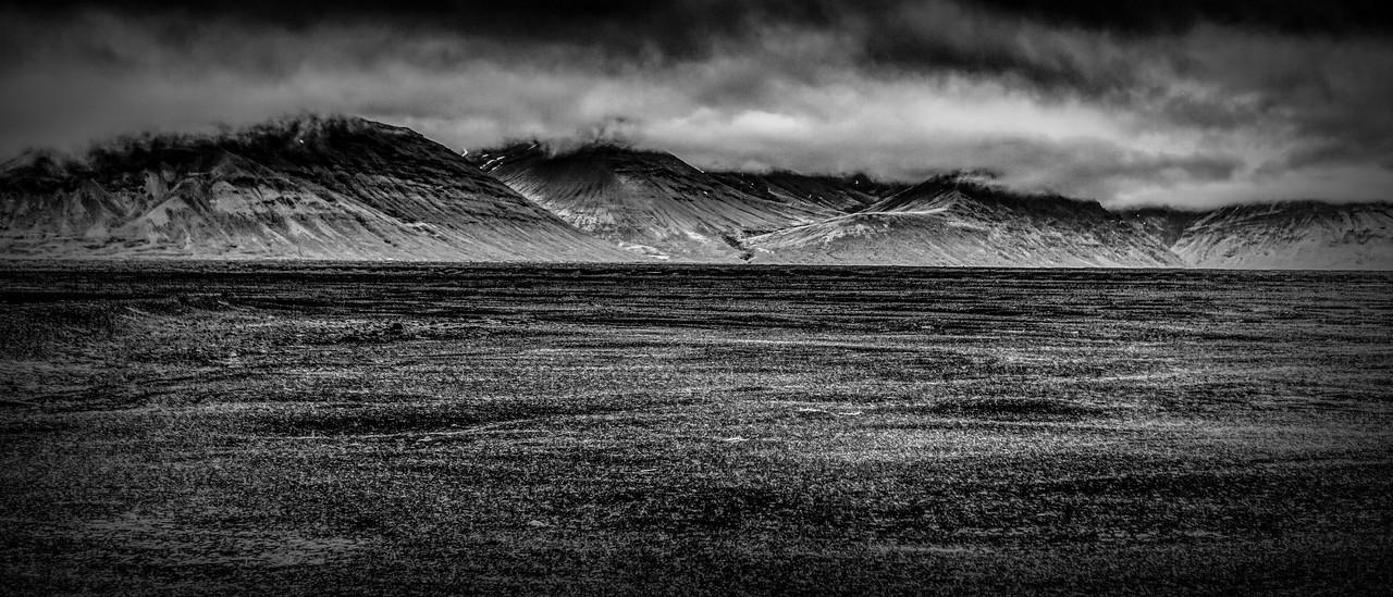 冰岛风采,隔窗望冰川_图1-8