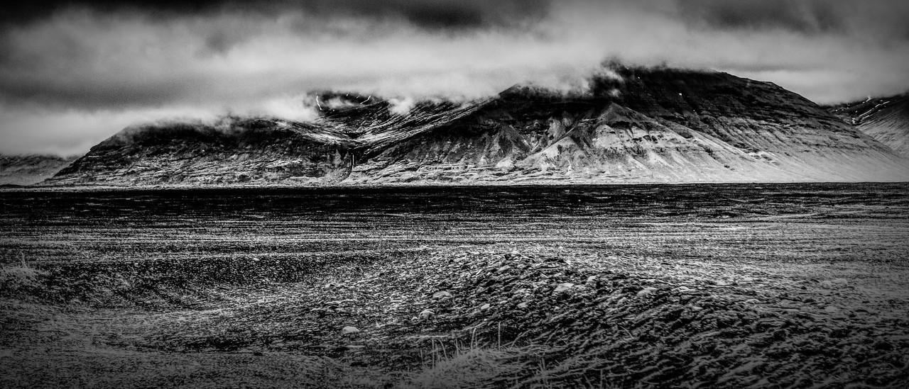 冰岛风采,隔窗望冰川_图1-12