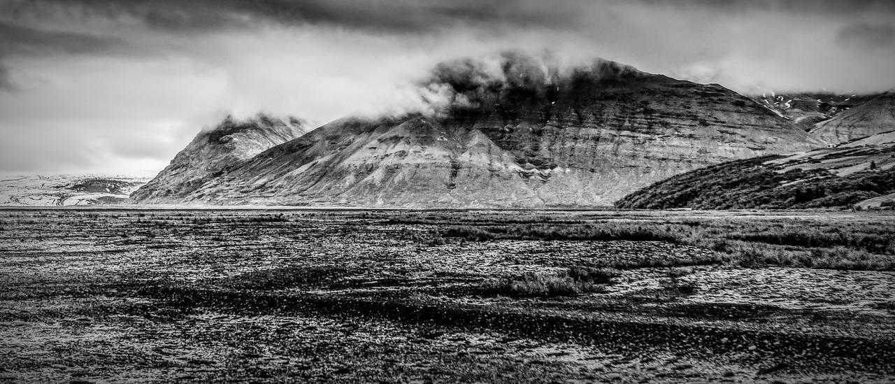 冰岛风采,隔窗望冰川_图1-10