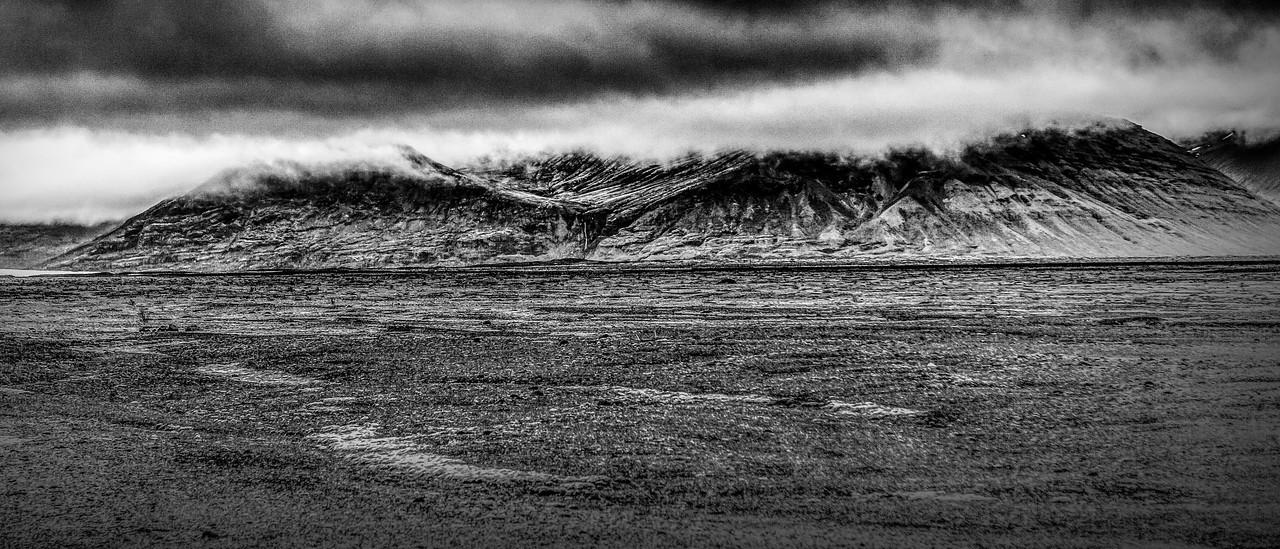 冰岛风采,隔窗望冰川_图1-19