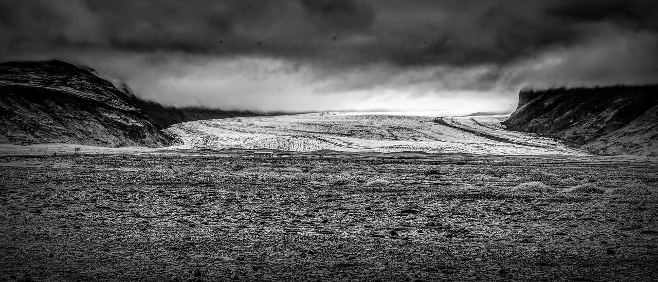 冰岛风采,隔窗望冰川_图1-16
