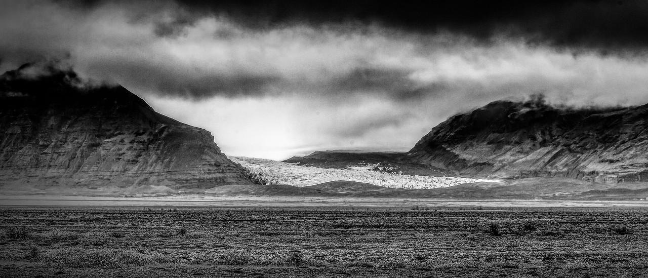 冰岛风采,隔窗望冰川_图1-21