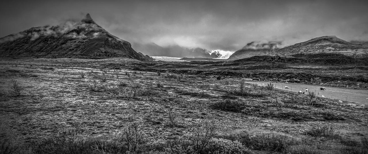 冰岛风采,隔窗望冰川_图1-22