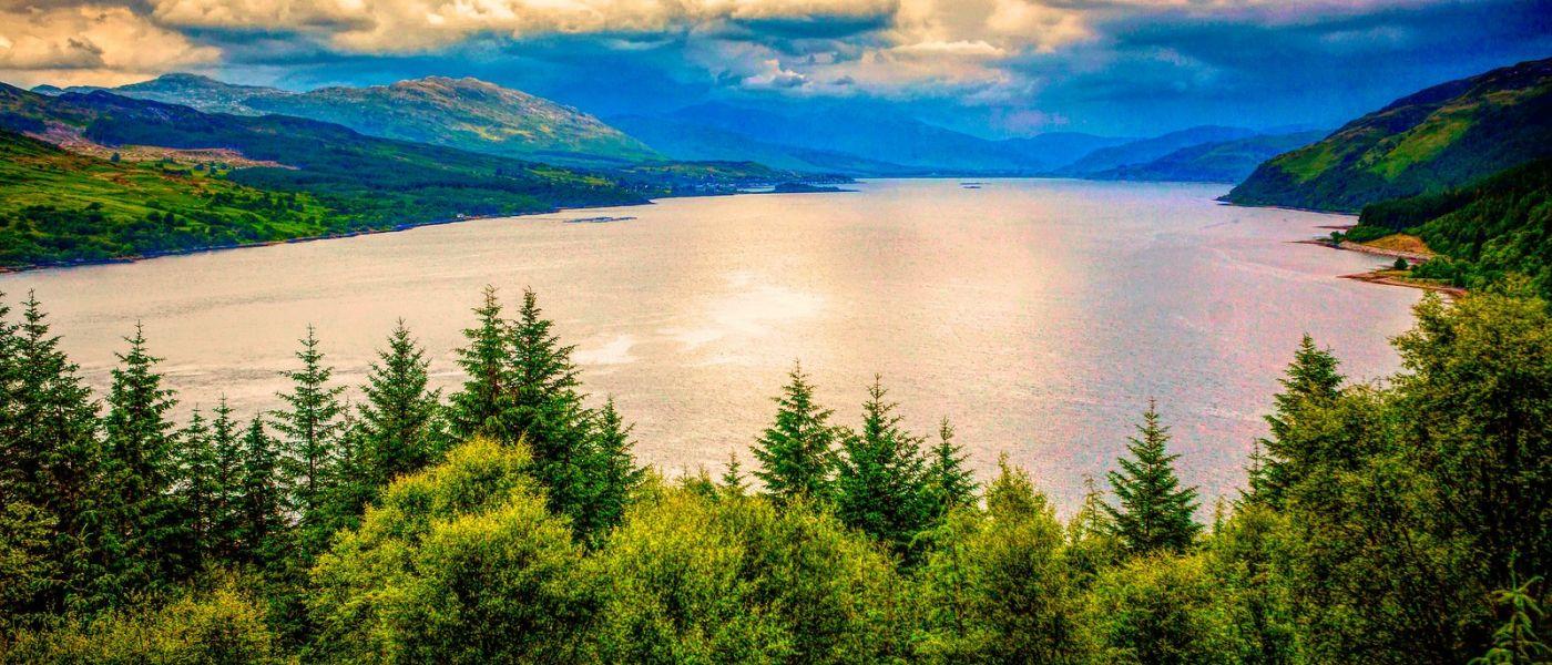 苏格兰美景,风景这边独好_图1-3