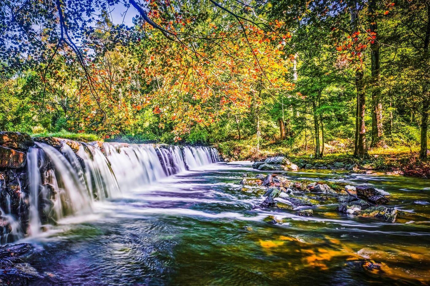 宾州雷德利克里克公园(Ridley creek park),大自然的舞台_图1-34