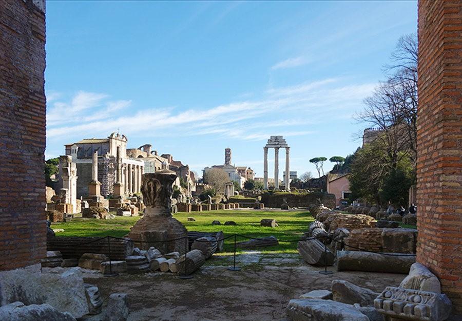 在罗马见到的东西_图1-3