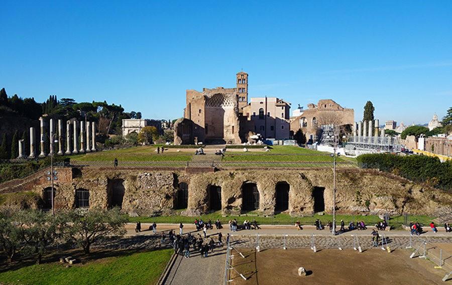 在罗马见到的东西_图1-4