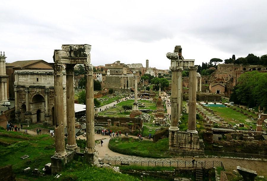 在罗马见到的东西_图1-5