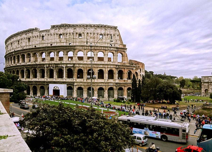 在罗马见到的东西_图1-6