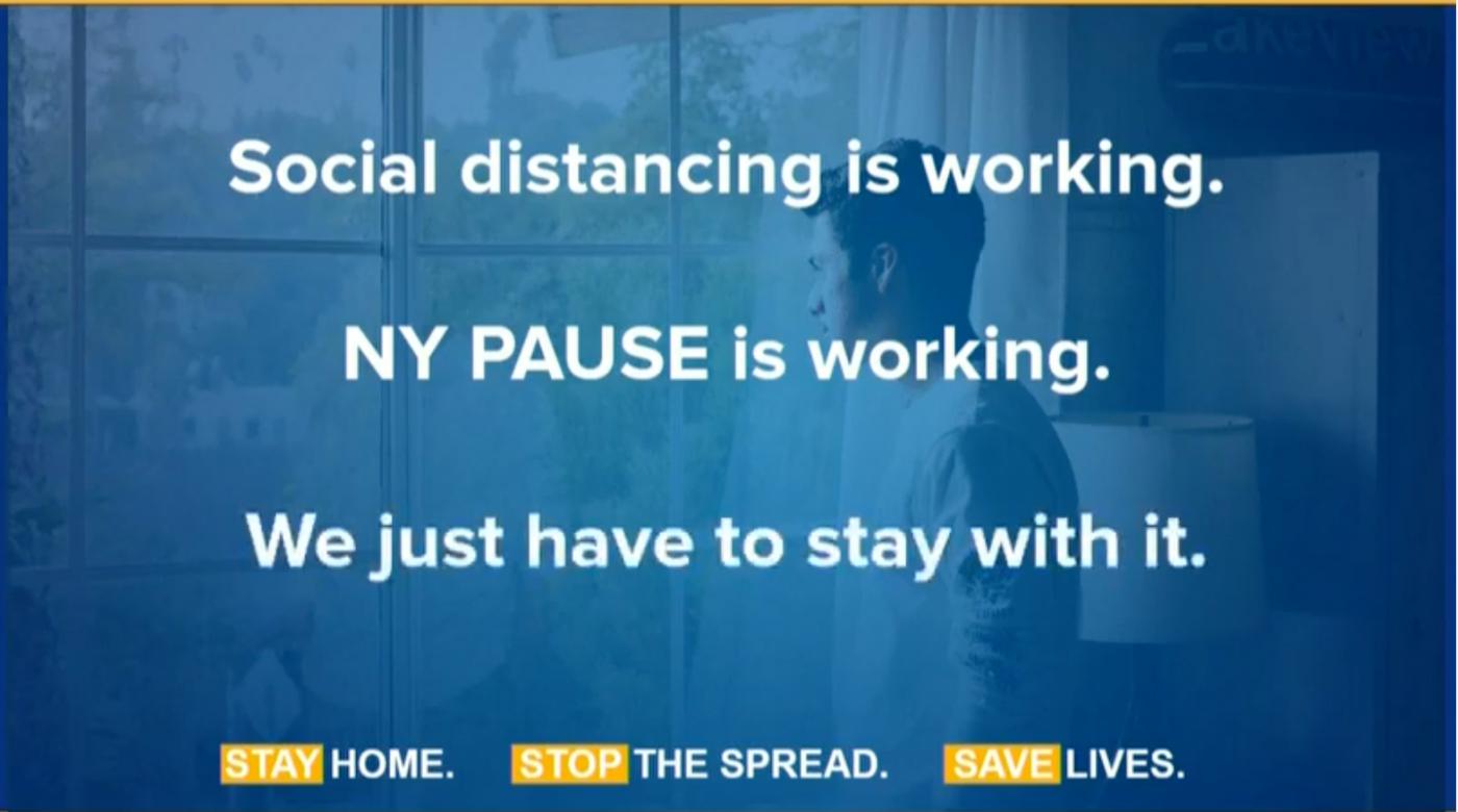 纽约州长库莫开始计划重启经济活动_图1-10