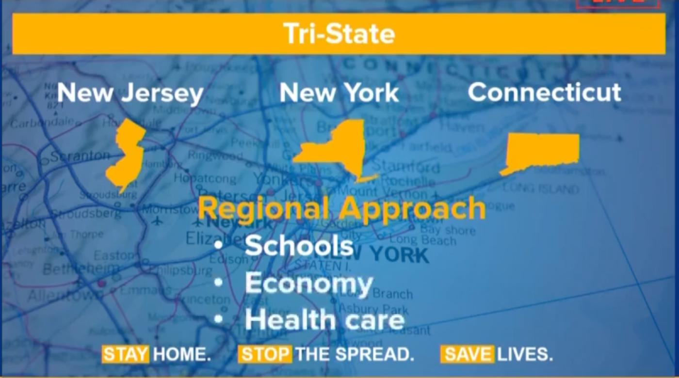 纽约州长库莫开始计划重启经济活动_图1-14