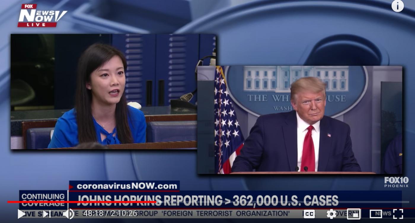 特朗普:我在关注中国是否兑现承诺_图1-1