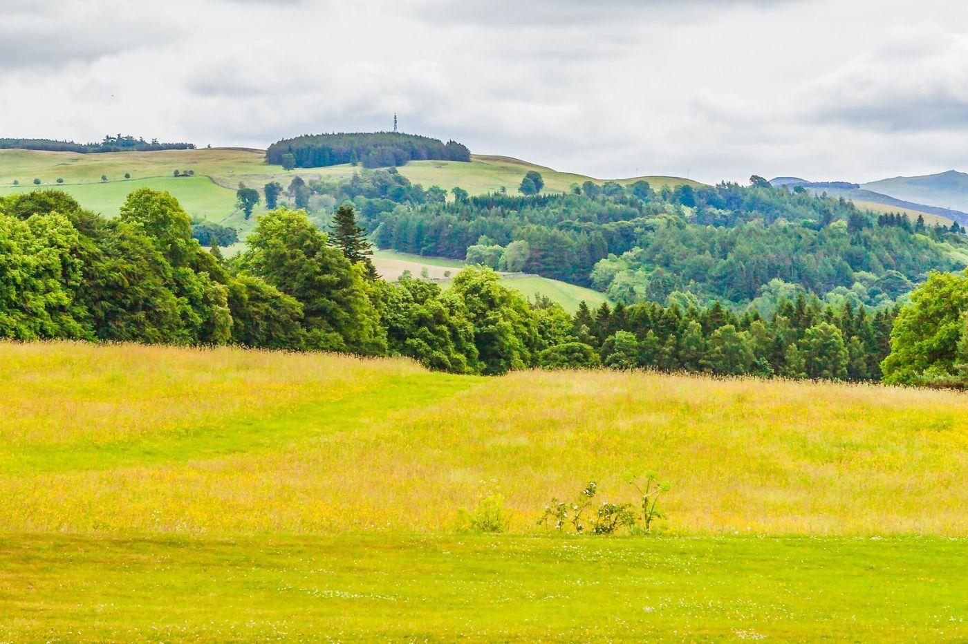 苏格兰布莱尔城堡(Blair Castle),环境优美_图1-23