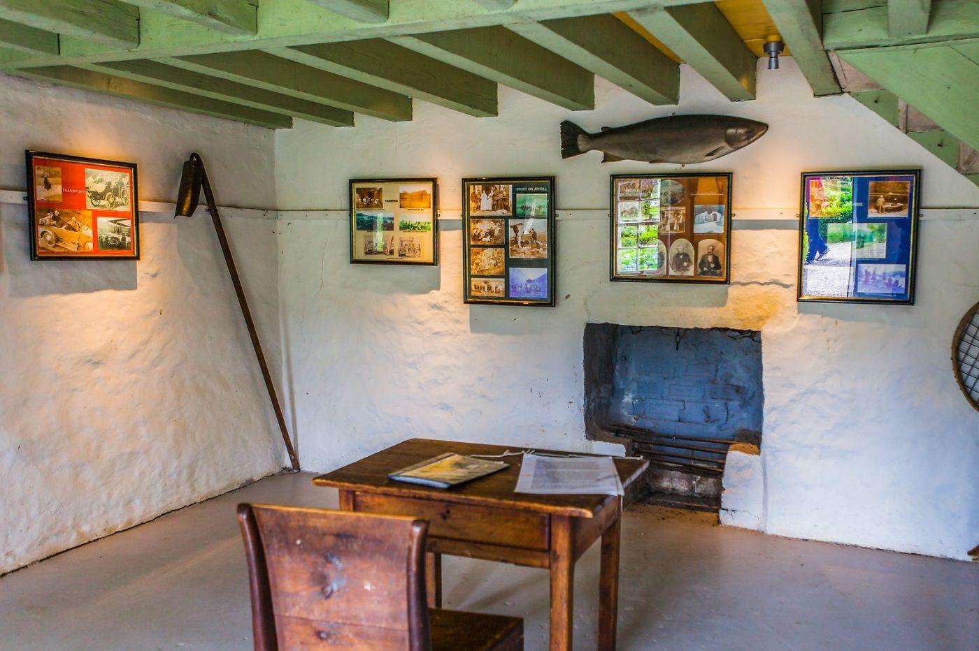 苏格兰布莱尔城堡(Blair Castle),环境优美_图1-38
