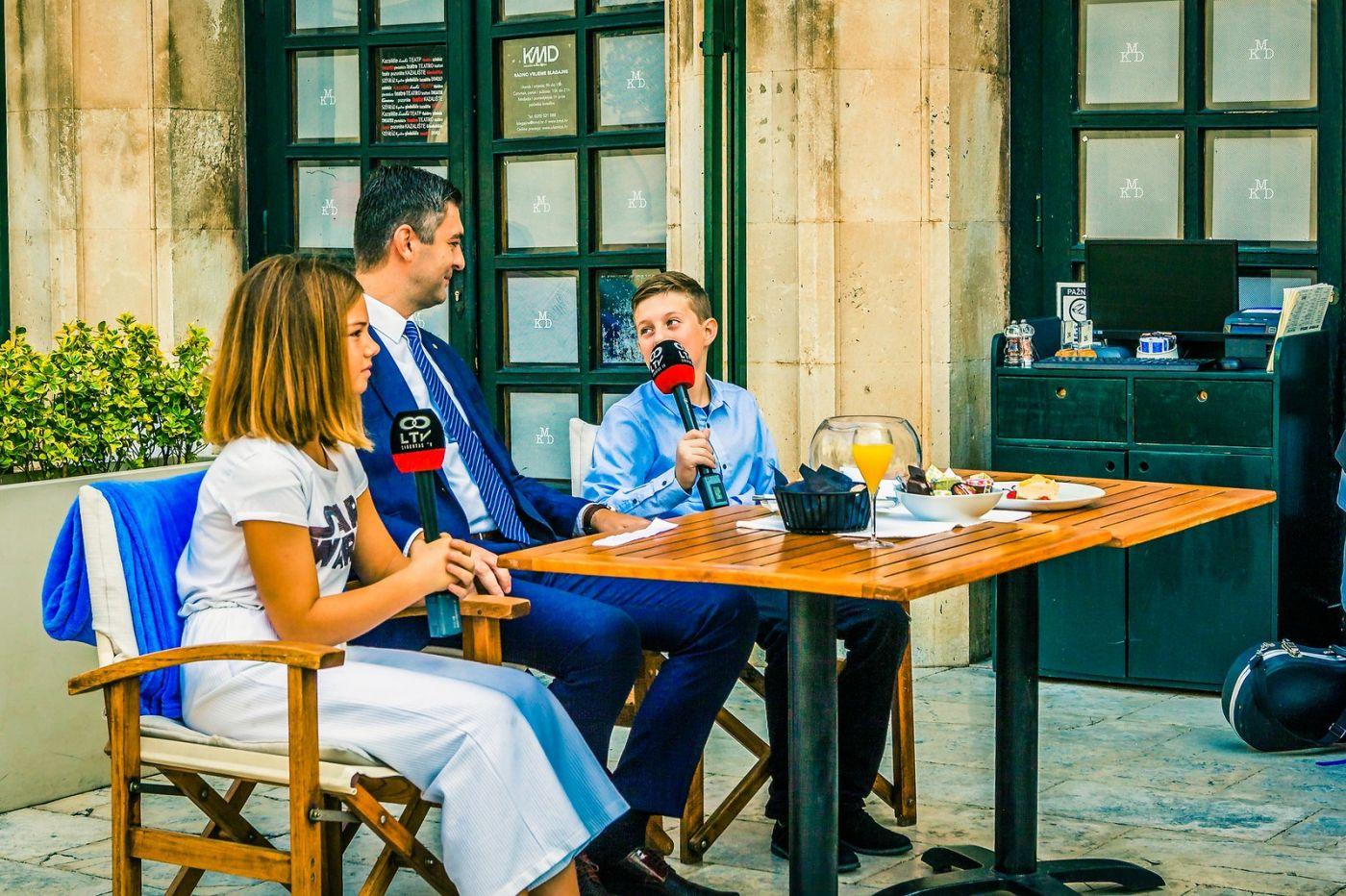 克罗地亚杜布罗夫尼克(Dubrovnik),古城小巷_图1-5