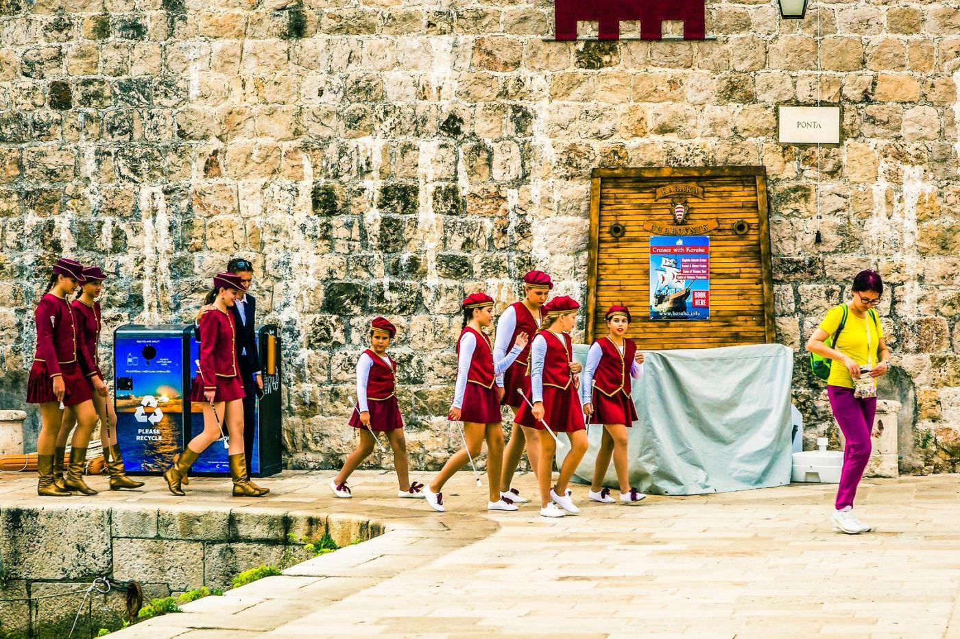 克罗地亚杜布罗夫尼克(Dubrovnik),古城小巷_图1-12