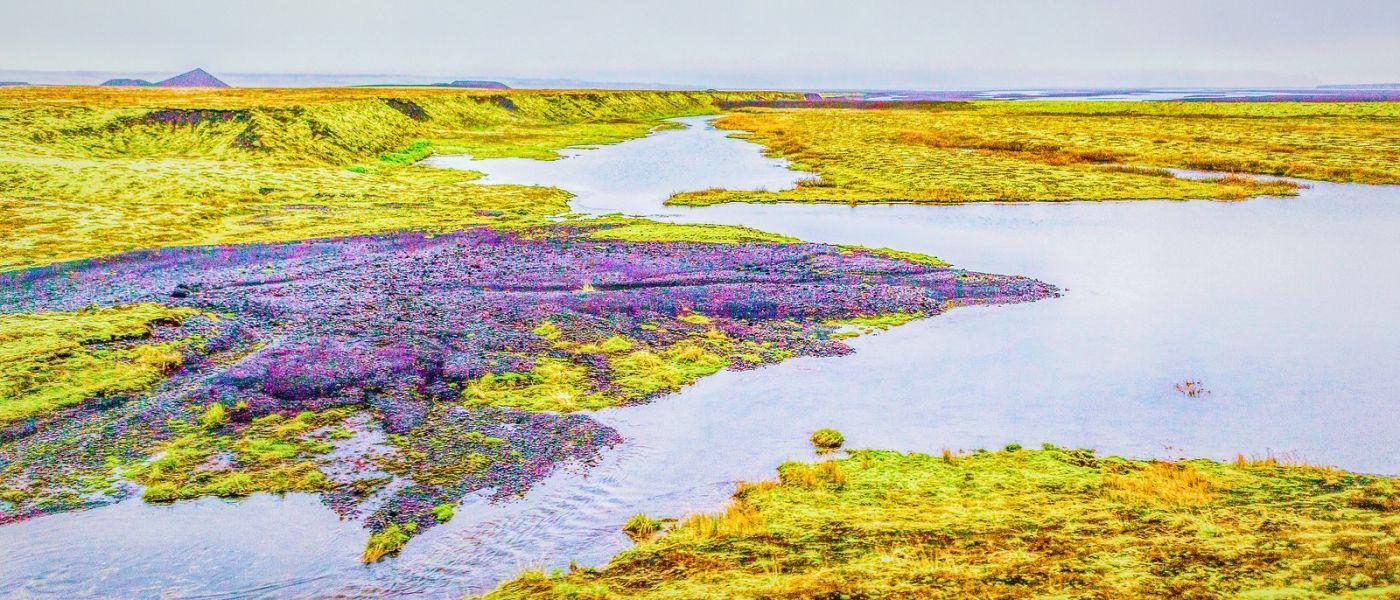 冰岛风采,彩绘大地_图1-39