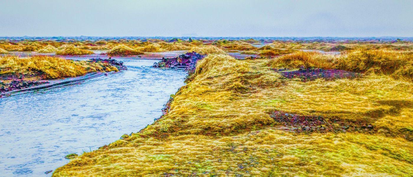 冰岛风采,彩绘大地_图1-34