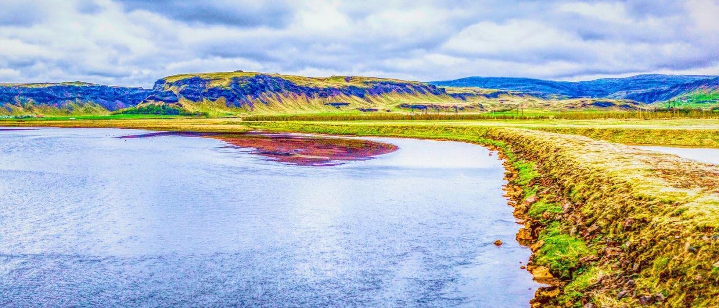 冰岛风采,彩绘大地_图1-33