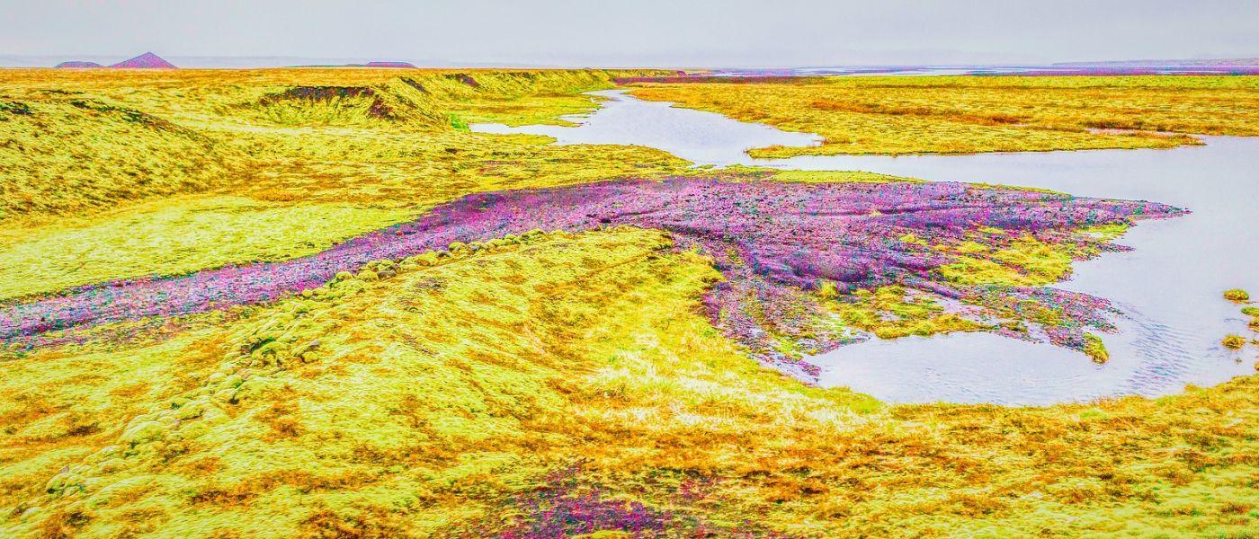 冰岛风采,彩绘大地_图1-36