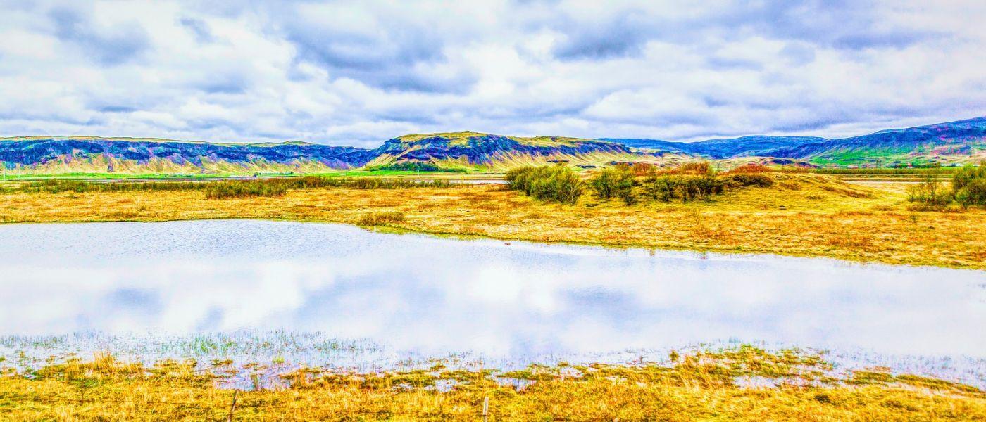 冰岛风采,彩绘大地_图1-29