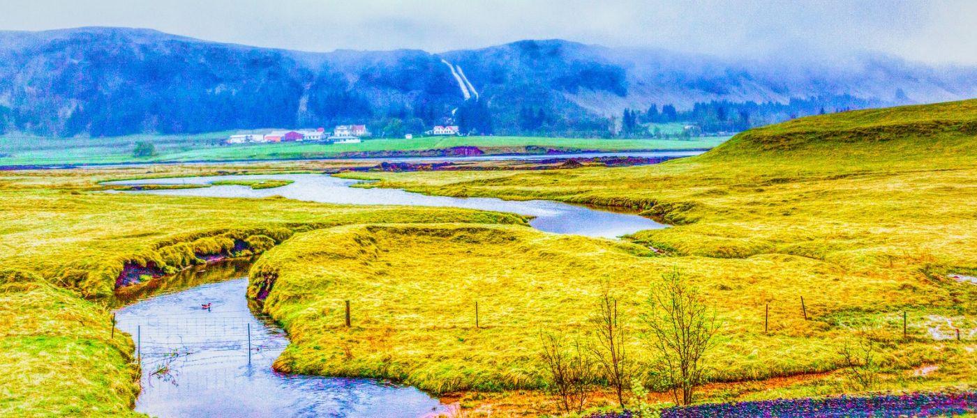 冰岛风采,彩绘大地_图1-27