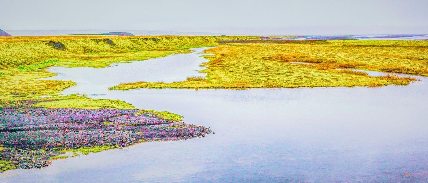 冰岛风采,彩绘大地_图1-24