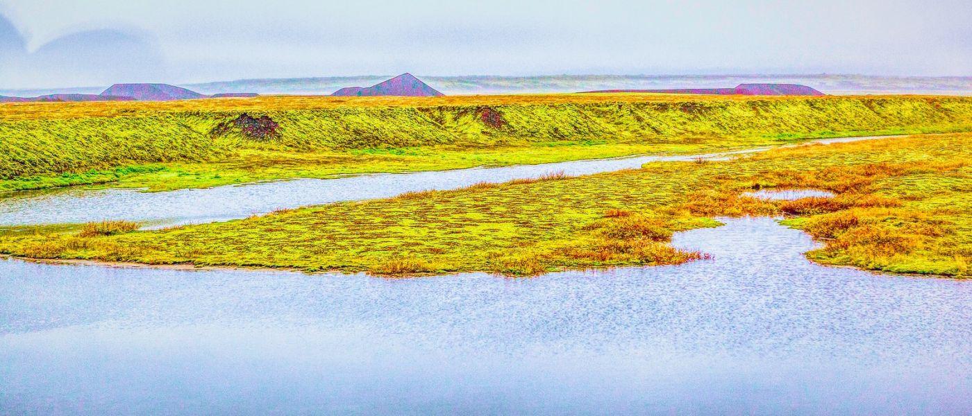 冰岛风采,彩绘大地_图1-20