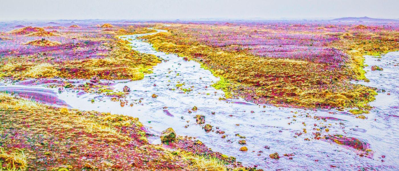 冰岛风采,彩绘大地_图1-13