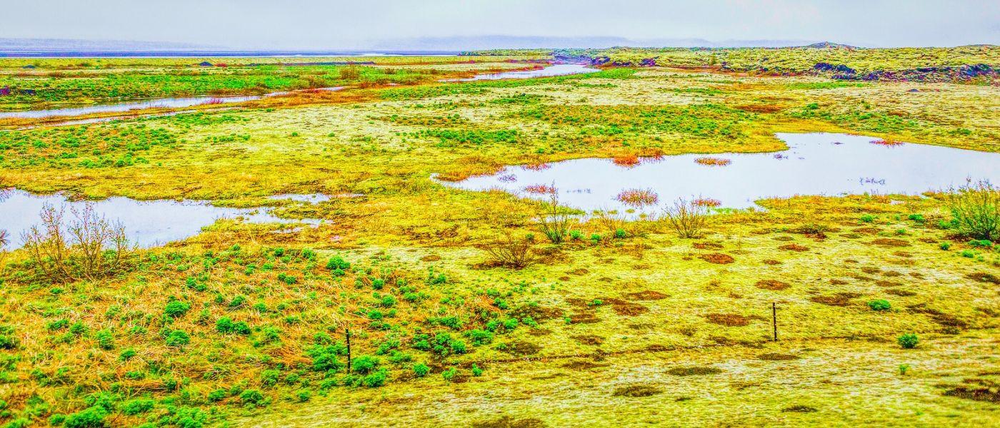 冰岛风采,彩绘大地_图1-10