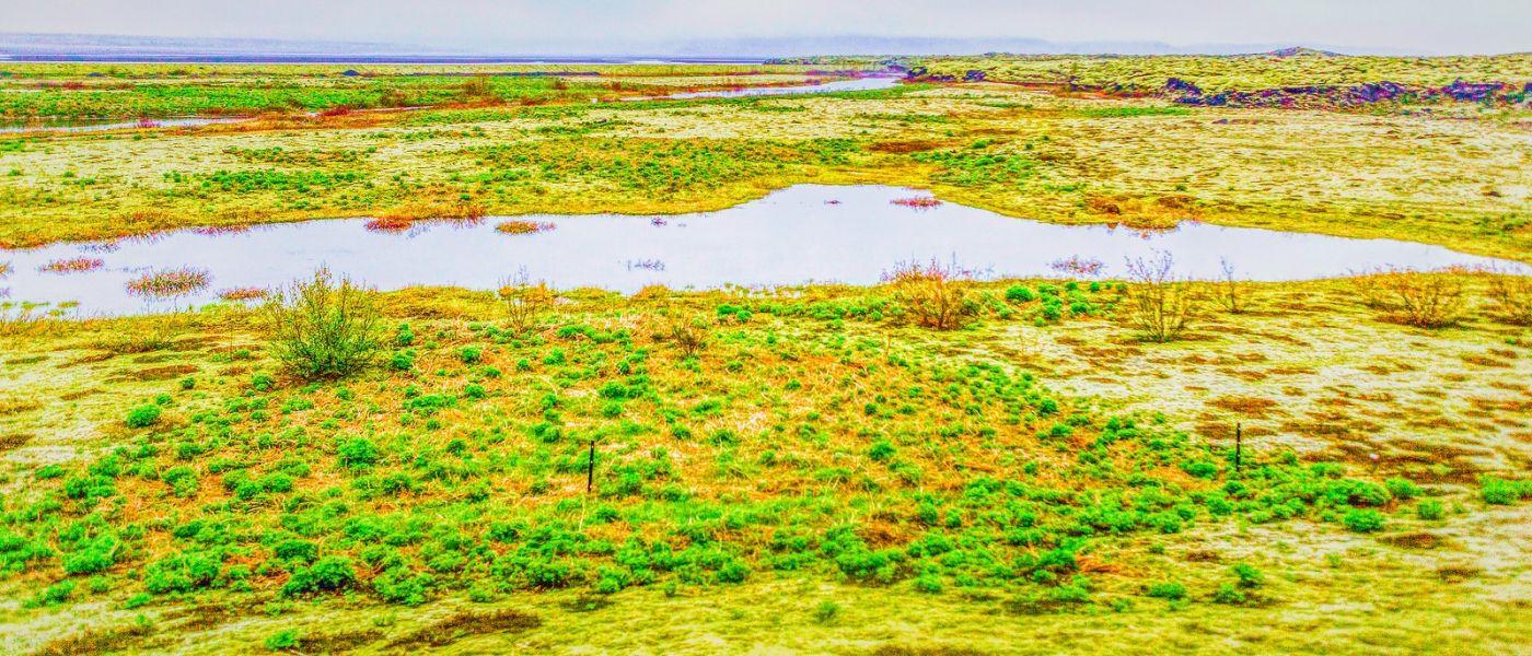 冰岛风采,彩绘大地_图1-1