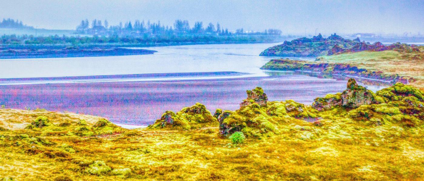 冰岛风采,彩绘大地_图1-4