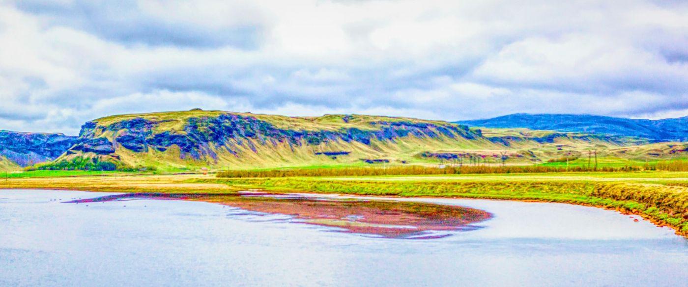冰岛风采,彩绘大地_图1-8