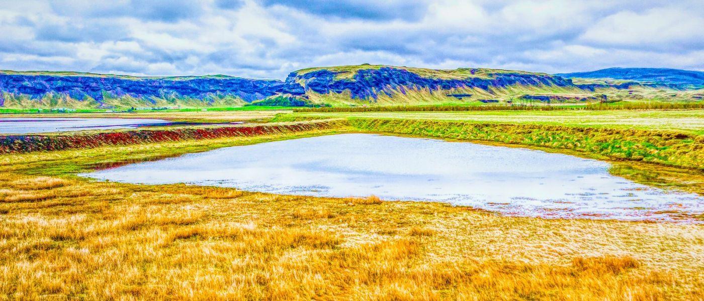 冰岛风采,彩绘大地_图1-5